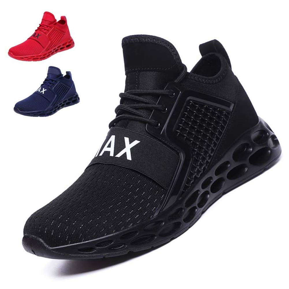 Gobeter Men Walking Tennis Trail Running Athletic Shoes Men s Lightweight Casual Fashion Sneakers