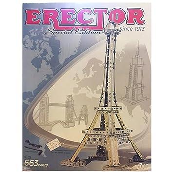 Brio Erector Set Eiffel Tower: Amazon co uk: Toys & Games
