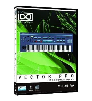 Amazon.co.jp: UVI Vector Pro ...