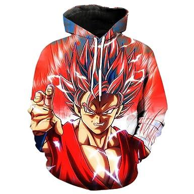 Hoodies & Sweatshirts Anime Dragon Ball Super Goku Vegeta Cosplay Hoodie Sweatshirt Zip Up Jacket Coat Ture 100% Guarantee