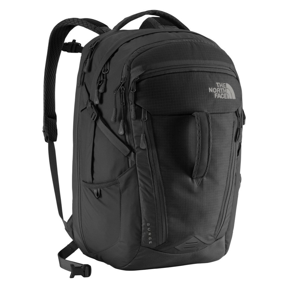 The North Face Women's Surge Laptop Backpack - 15'' (TNF Black)