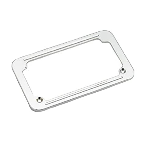 Amazon.com: Victory Motorcycles Victory Billet License Plate Frame ...