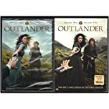 OUTLANDER: COMPLETE SEASON 1 Vol. 1 & 2 DVDS