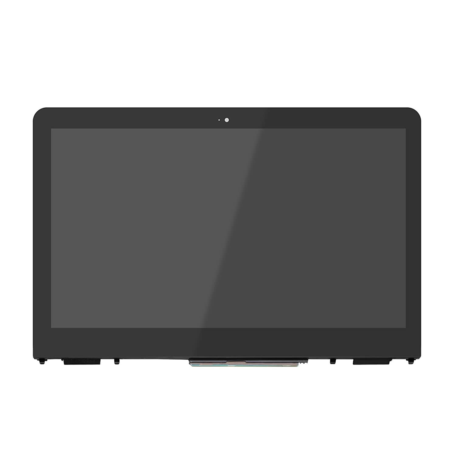 Bezel Board for HP Pavilion x360 m3-u000 m3-u100 m3-u001dx m3-u002dx m3-u003dx m3-u101dx m3-u103dx m3-u105dx LCDOLED 13.3 HD 1366x768 LP133WH2 SPB4 LCD Display Touch Screen Digitizer Assembly