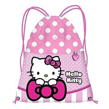 29fb5edf3d Hello Kitty - 50749 - Sac Piscine - 41 cm: Amazon.fr: Bagages
