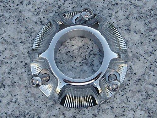 i5 Chrome Billet Exhaust Tip for Yamaha TTR 50 110 125 TTR50 TTR110 TTR125, Suzuki DRZ DRZ125, Kawasaki KLX (Billet Exhaust)