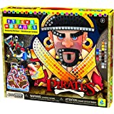 The Orb Factory Sticky Mosaics Pirates Kit