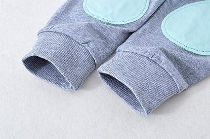 Ropa Bebe Recién Nacido, ❤ Modaworld Otoño recién Nacido bebé niño niña Camiseta Tops Camisas niños + Pants Pantalones 2 Pcs Conjunto de Ropa: Amazon.es: ...