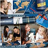Scratch Maps Bundle for Travel Lovers