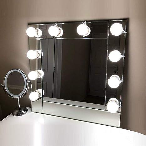 Verwonderlijk LED Spiegelleuchte, 10 LED Schminklicht für Spiegel, Make Up FH-95
