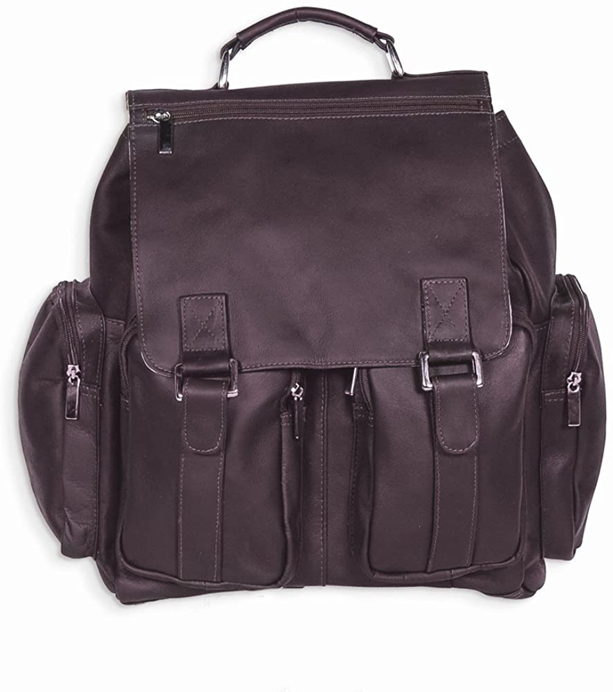 Diamond2Deal CAF/' Leather Back Pack with Laptop Sleeve for Women fine Jewelry Gift for Women