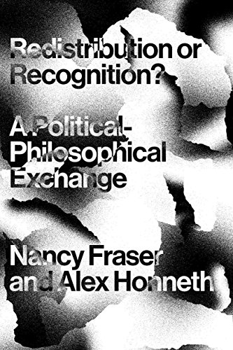 Ebook cover from Redistribution or Recognition?: A Political-Philosophical Exchange by Nancy Fraser