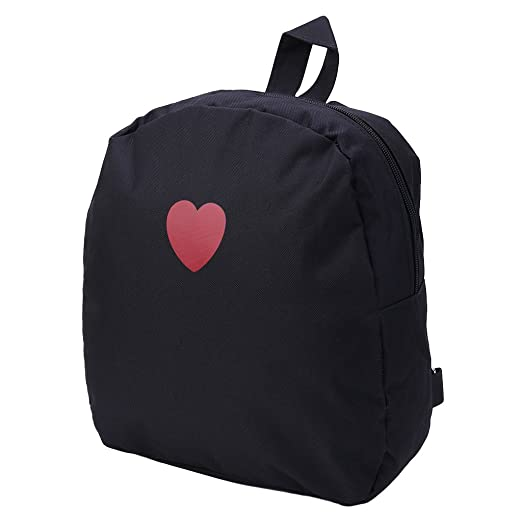 19ce76d45bd Amazon.com | Ladaidra Canvas Love Printing Backpack Women School ...