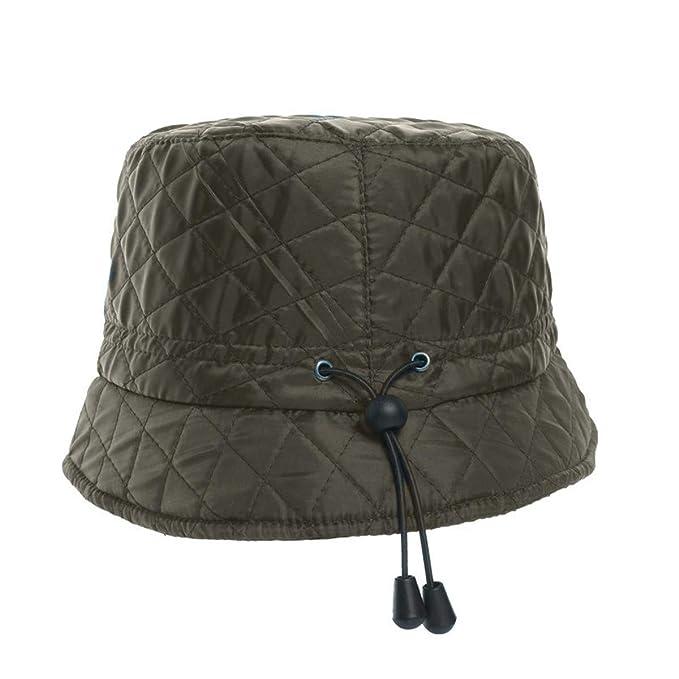 Cappello da donna invernale impermeabile con motivo trapuntato ... 50ed546cadd2
