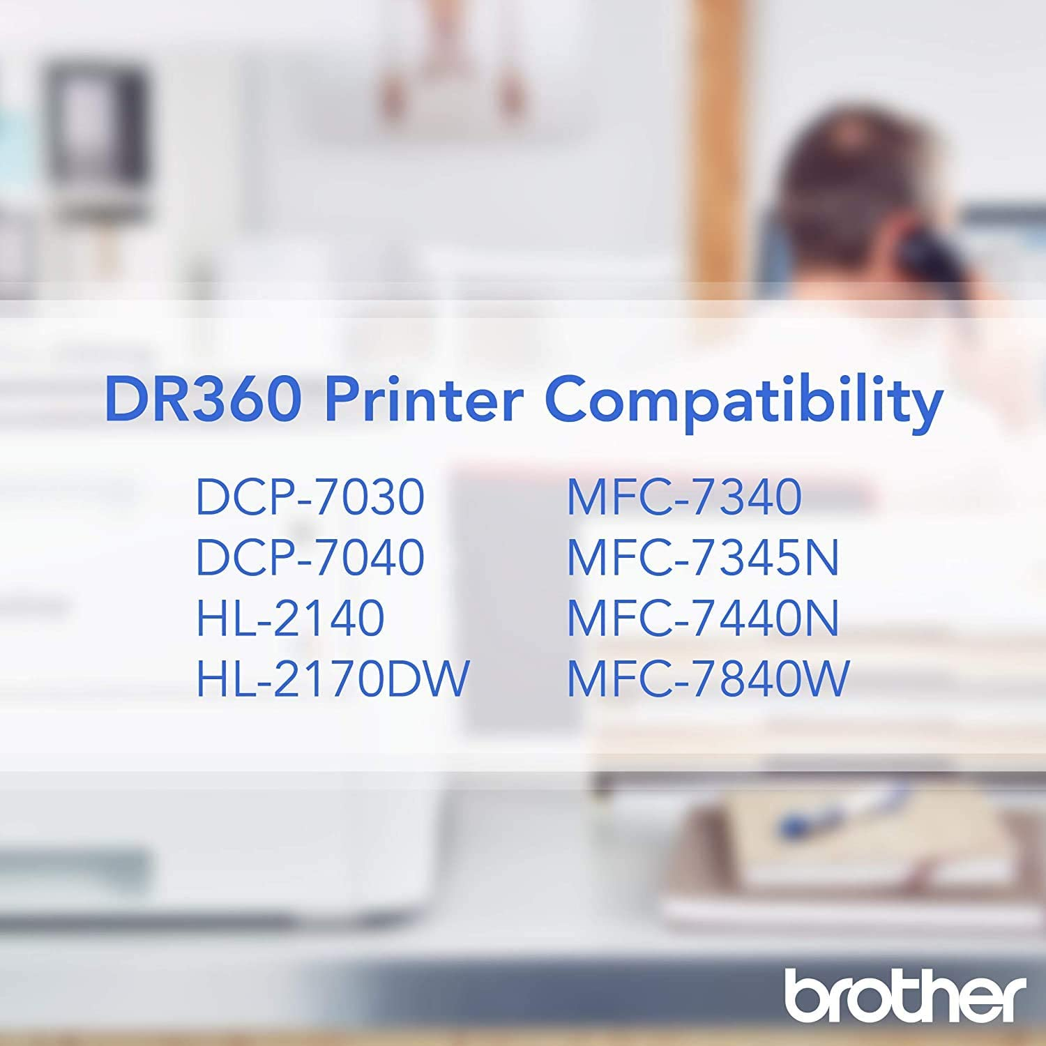 MFC-7340 OEM Brother 250 Page Paper Cassette for DCP7030 MFC7340 DCP-7030 DCP-7040 DCP7040