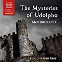 The Mysteries of Udolpho Audiobook by Ann Radcliffe Narrated by Karen Cass
