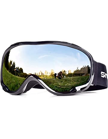 19d39a8a135 Snowledge Ski Snowboard Goggles with UV400 Protection