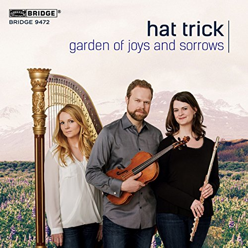 Garden Joys Sorrows Trick Trio