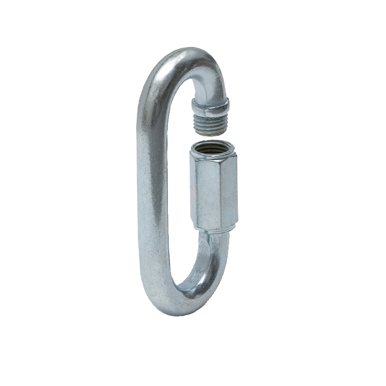 Koch 093291 Quick Link, Size 3/8-Inch, Zinc Plated