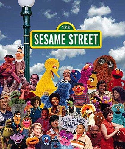 Sesame Street: A Celebration of 40 Years of Life on the Street Sesame Street Art Workshop