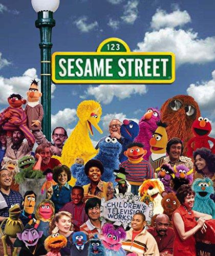 Sesame Street: A Celebration of 40 Years of Life on the Street Sesame Street Art Workshop