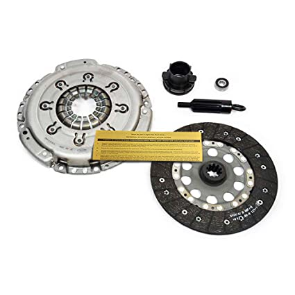 Amazon.com: EFT RACING HD CLUTCH KIT 96-99 BMW 328i 328is Z3 E36 528i 528iT E39 2.8L DOHC: Automotive