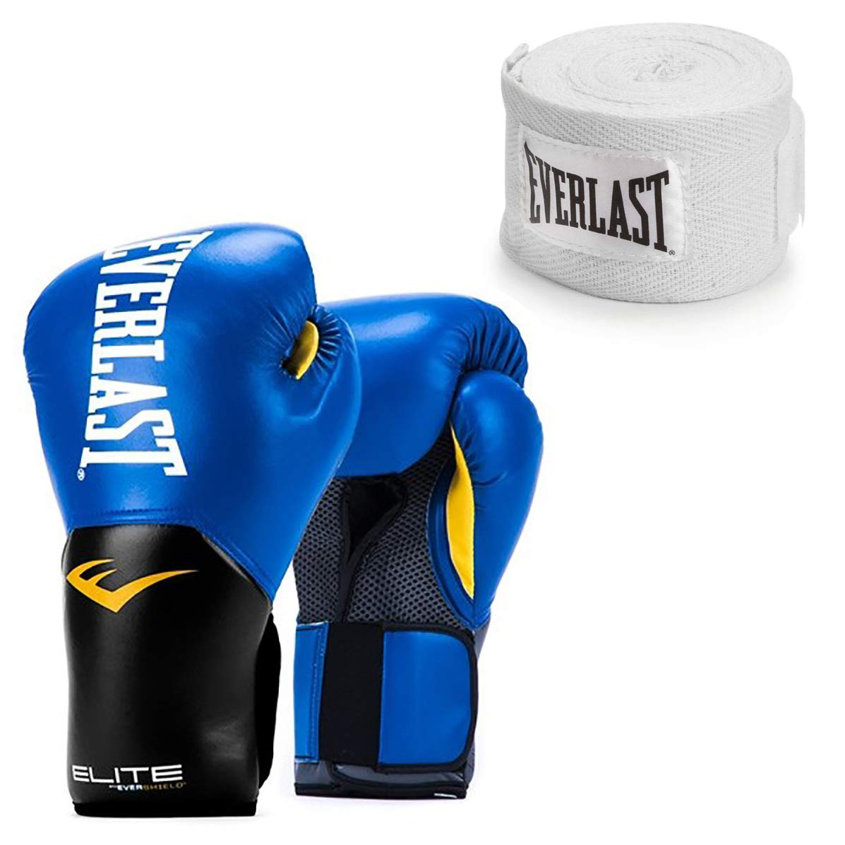 Everlast 12 Oz Boxing Glove Black 1200013