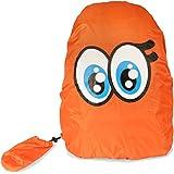 Funda impermeable para mochila Verttee, mochila escolar, protección contra lluvia, impermeable, bolsa, dibujos animados, nailon,…