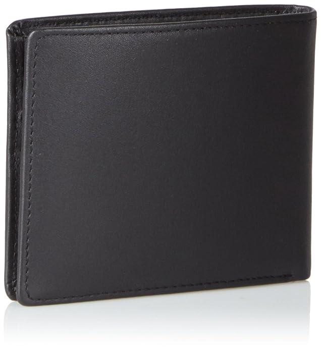 ba091a67e Calvin Klein Jeans K50K500734, Cartera Hombre, Negro (Black), 3x10x13 cm (B  x H x T): Amazon.es: Zapatos y complementos
