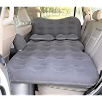 Car Air Mattress Camping Beds, Basenji Inflatable Thickened Car Mattress with Two Pillow and Electric Air Pump, Car…