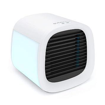 Air Conditioner Fan >> Evapolar Evachill Personal Evaporative Air Cooler And Humidifier Portable Air Conditioner Fan White