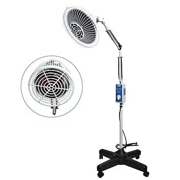 Luz de fisioterapia ZHIRONG Infrarrojos lejanos, lámparas TDP de Ondas electromagnéticas multifuncionales, Dos Cabezales de lámpara , 300W: Amazon.es: ...