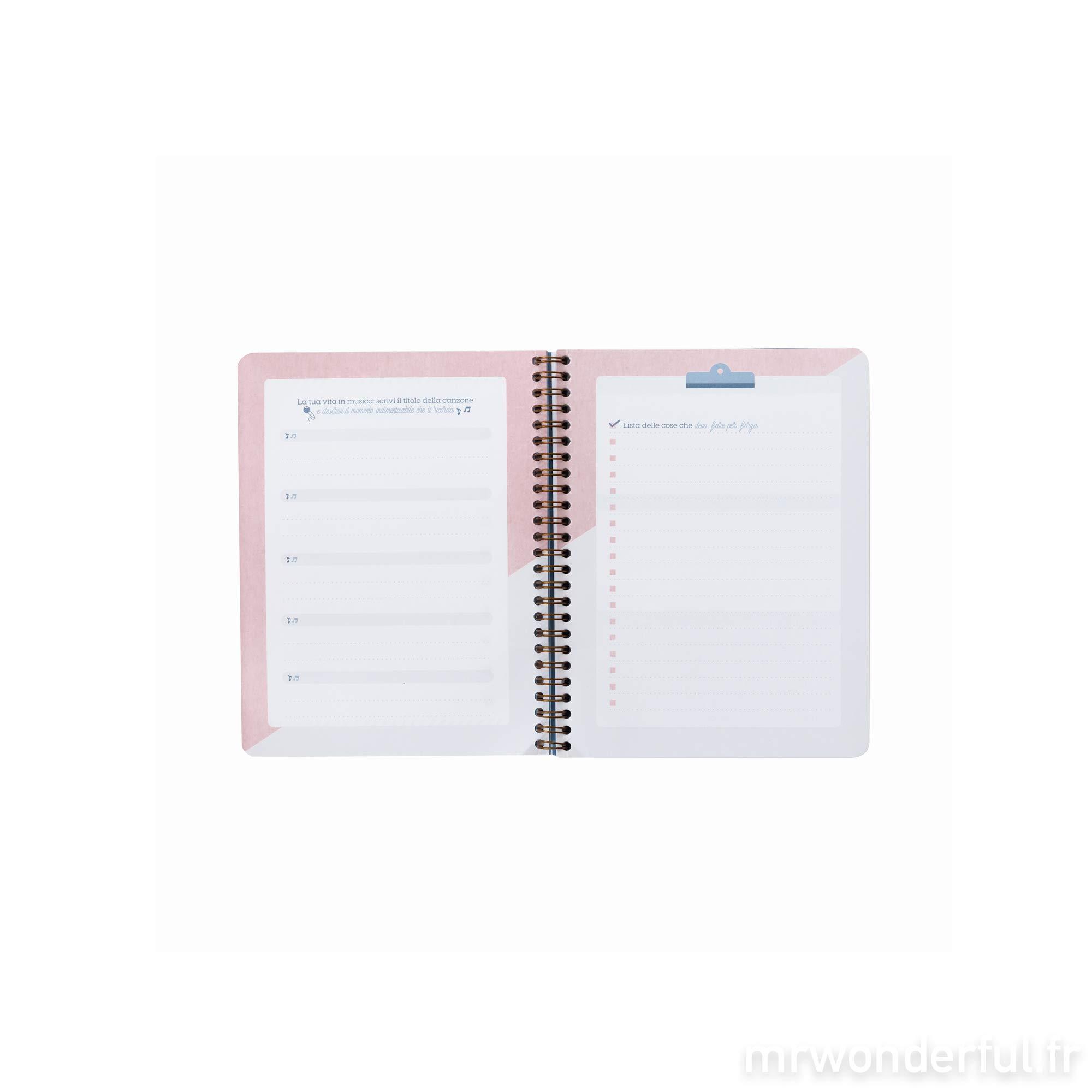 Mr. Wonderful WOA09056IT Weekly Planner Notebook by Mr. Wonderful (Image #4)