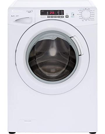 Candy GVS168D3 A+++ Rated Freestanding Washing Machine - White [Energy Class A+++]