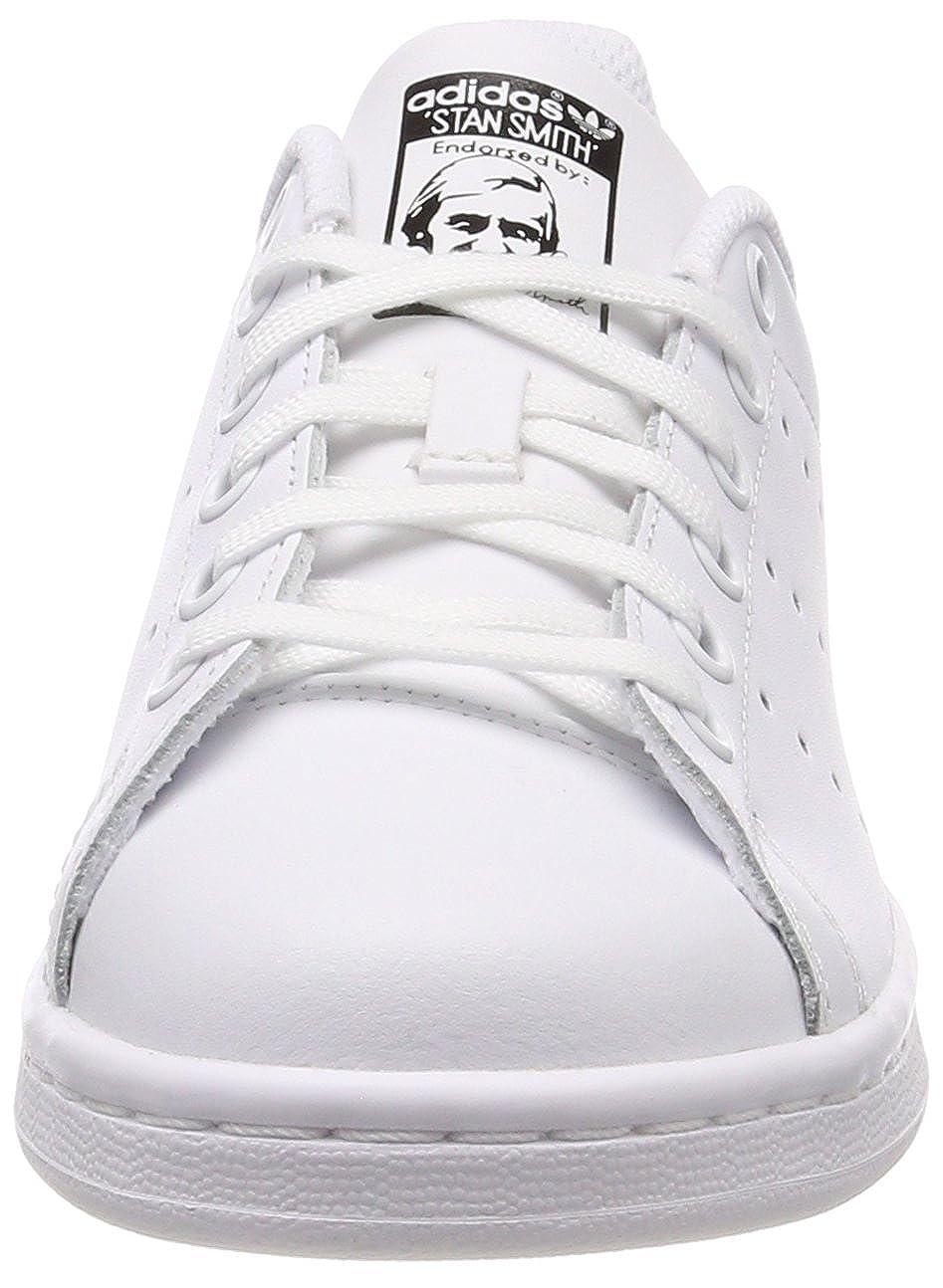 newest fc97a 7f49e adidas AQ6272 Stan Smith J, Basket Mixte Enfant  Amazon.fr  Chaussures et  Sacs