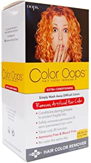 Amazon Com Color Oops Developlus Color Oops Color Remover Extra