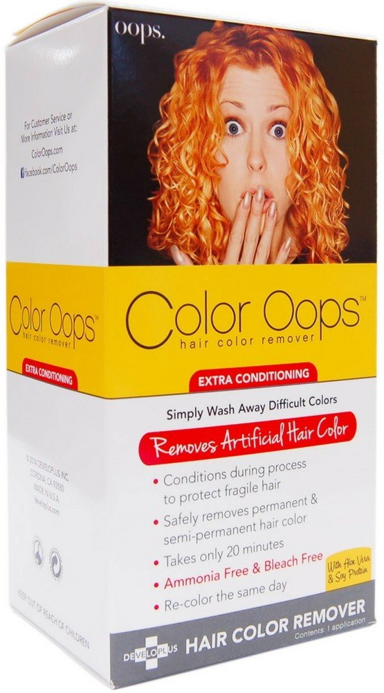 Amazon Color Oops Hair Color Remover Extra Conditioning