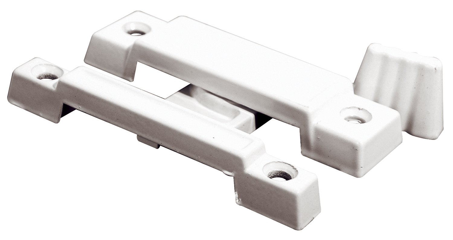 Prime-Line Products F 2533 Window Sash Lock Cam Action Universal White Diecast - Window Latches - Amazon.com  sc 1 st  Amazon.com & Prime-Line Products F 2533 Window Sash Lock Cam Action Universal ...