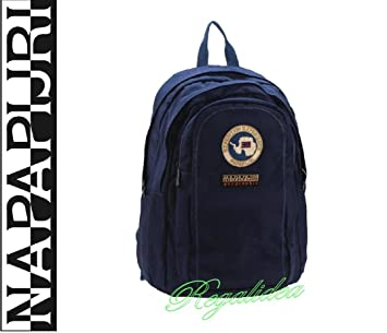 c6f2c2aad6 Napapijri Sac à Dos Voyage Ordinateur Portable Bleu Blue Sea école  Randonnée 2017/2018