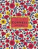 Cornell Notes Notebook: Floral Print | 120 White