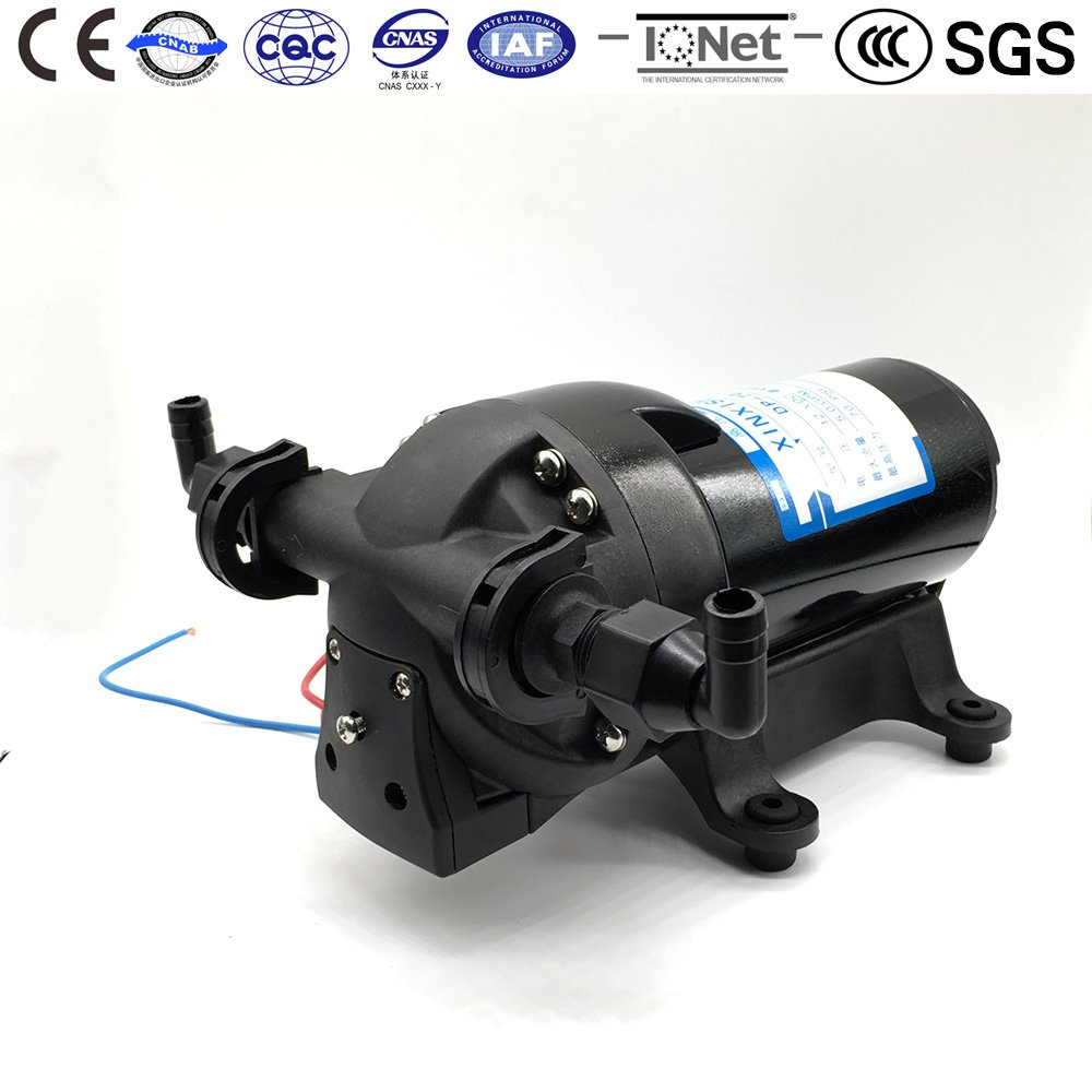 CE Certificat Water Pump/ Pompe à membrane DP-70 Système RO 12VDC / Filtre / Spray Equipement / Voiture Flushing / General Industrial Equipment / Mesure / Contrôle de la pollution chimique hygiénique / Impression XINXISHAN INDUSTRY