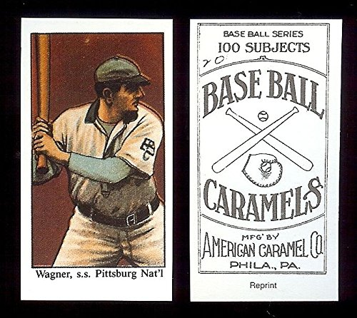 HONUS WAGNER 1915 E106 AMERCIAN CARAMEL COMPANY VINTAGE for sale  Delivered anywhere in USA