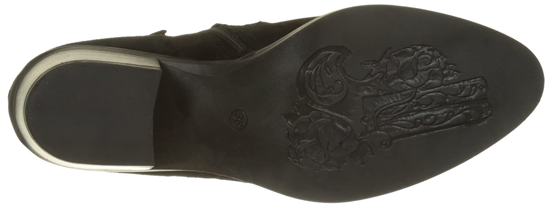 Mjus Damen 187211-0201-6002 Stiefel Cowboy Stiefel 187211-0201-6002 Schwarz (Nero) 51b5cf