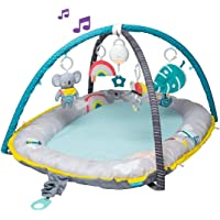 Taf Toys 4 in 1 Music & Light Thickly Padded Koala Musical Cozy Gym | Baby nest | Interactive Baby Mat. Baby's Activity…