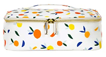 Kate Spade New York Women's Insulated Lunch Carrier, Citrus Twist