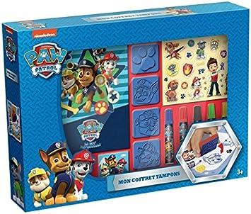 Canal Toys CT37002 – Estuche de Sellos de La Patrulla Canina – Juego para Crear: Amazon.es: Juguetes y juegos