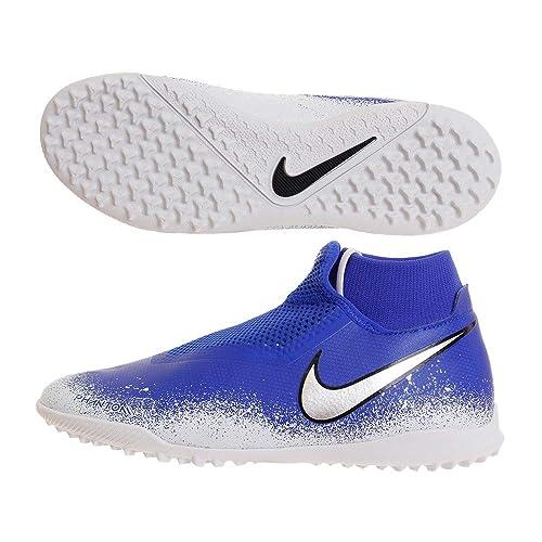 Nike Phantom Vsn Academy DF TF, Chaussures de Futsal Mixte