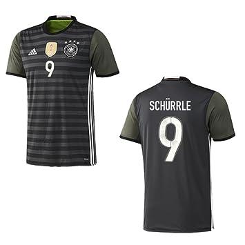 adidas DFB DEUTSCHLAND Trikot Away Kinder EURO 2016
