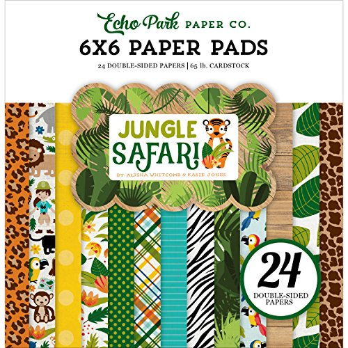 Company Jungle (Echo Park Paper Company 6