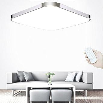 ETiME® LED Deckenleuchte Dimmbar 30cm Deckenlampe Modern Wohnzimmer ...
